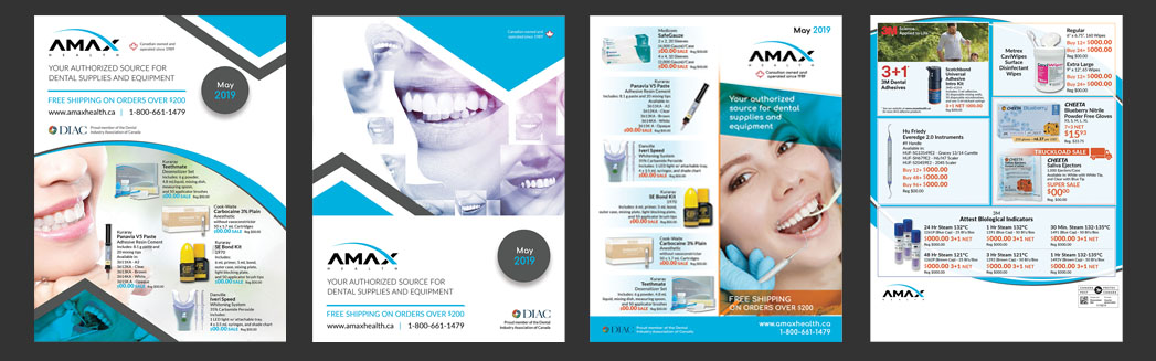 Amax catalog